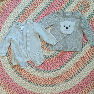 Gray sweater bundle